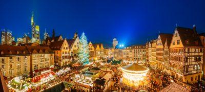 Beobachtungen auf dem Frankfurter Weihnachtsmarkt