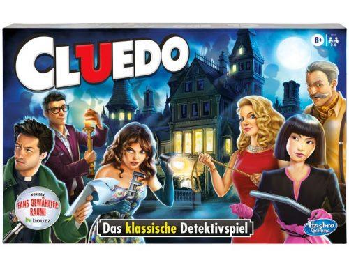 """Detektiv-Lux Deutschland GmbH in einem Radiobeitrag für das Brettspiel """"Cluedo"""" von Hasbro"""