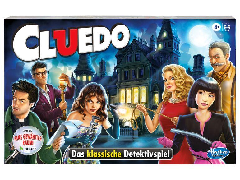 Cluedo Hasbro Detektiv Spiel Lux Brettpsiel Frankfurt Detektei Privatdetektiv